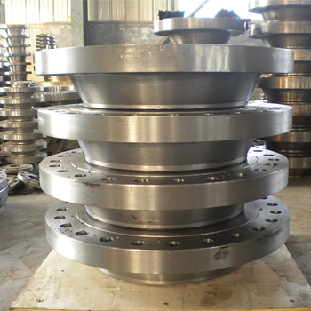 large diameter stainless steel flange