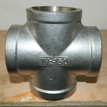 ASTM B366 UNS N10665 Pipe Cross