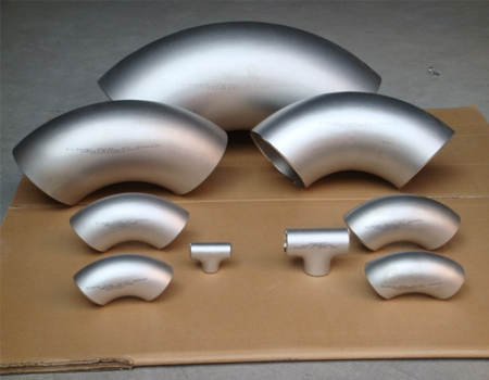 Stainless Steel Butt Weld Elbow supplier