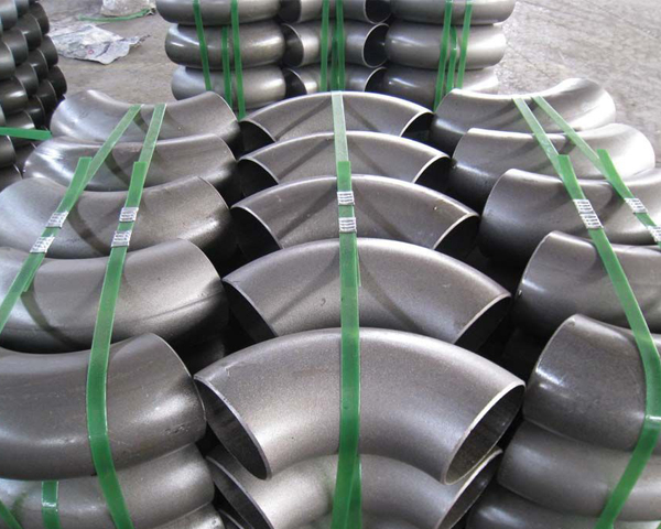 Stainless Steel Seamless Pipe Fittings Ss Elbow