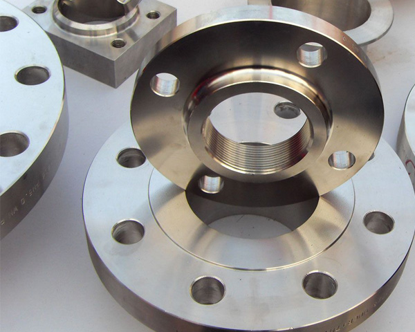 Big-Size Forged Ss Weld Neck Flange