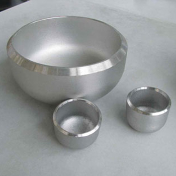 ASME B16.9 End Cap, Alloy Stainless Steel, Carbon Steel