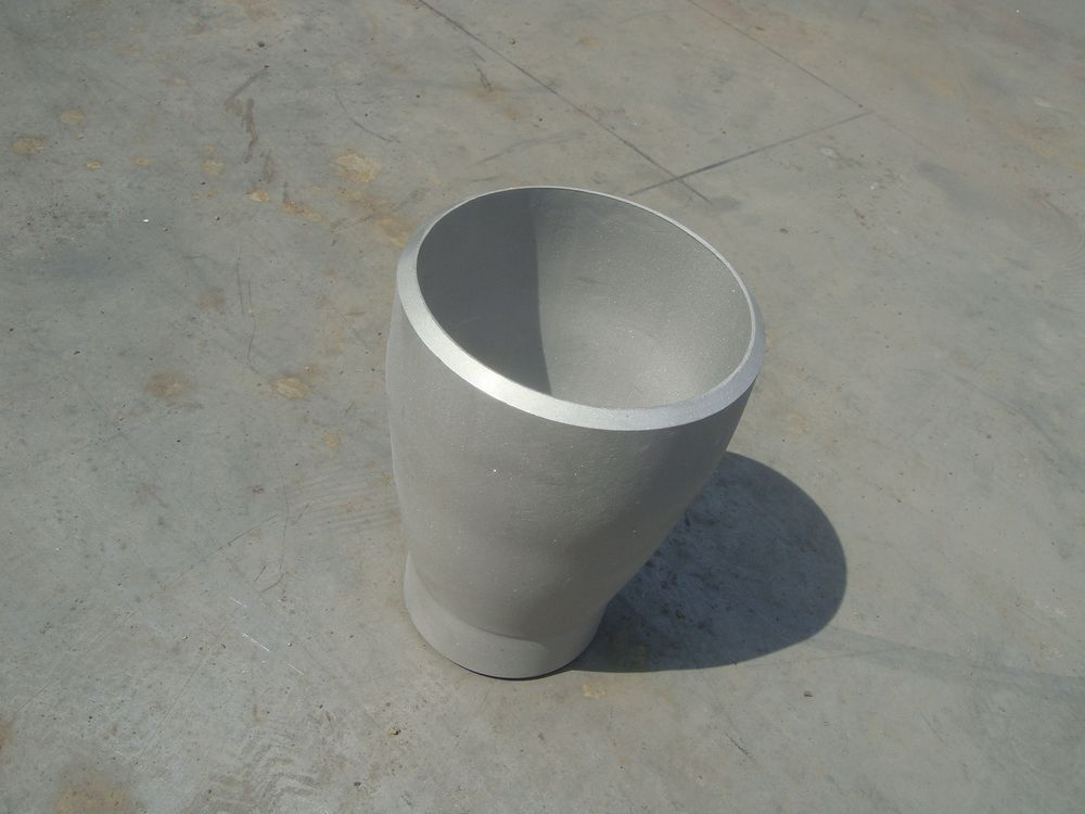 Eccentric Different-Diameter Titanium Pipe Reducer