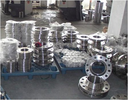 UNI2276 PN6 SS304 Stainless Steel flange
