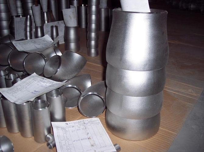 Butt Weld Stainless Steel Pipe Fittings Reducer