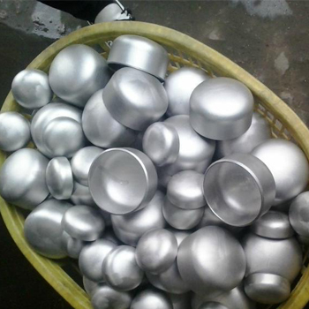 24 inch large stainless steel pipe end cap