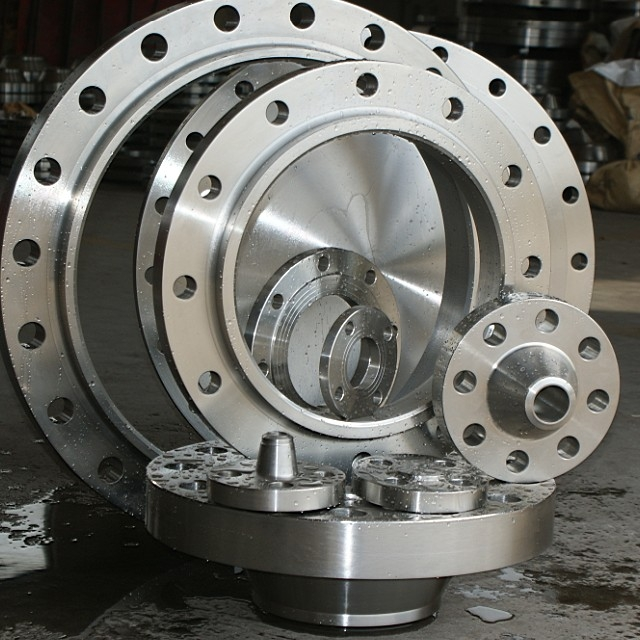 Stainless Steel Forged Casting Slip-on Flange