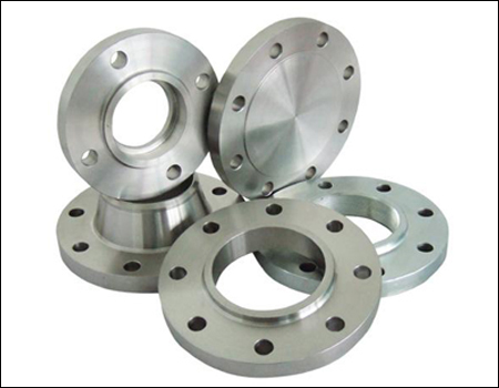 Stainless Steel Forged Plate Flange