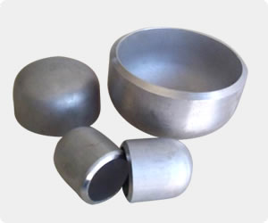 High Quality Butt Welded Stainless Steel Cap