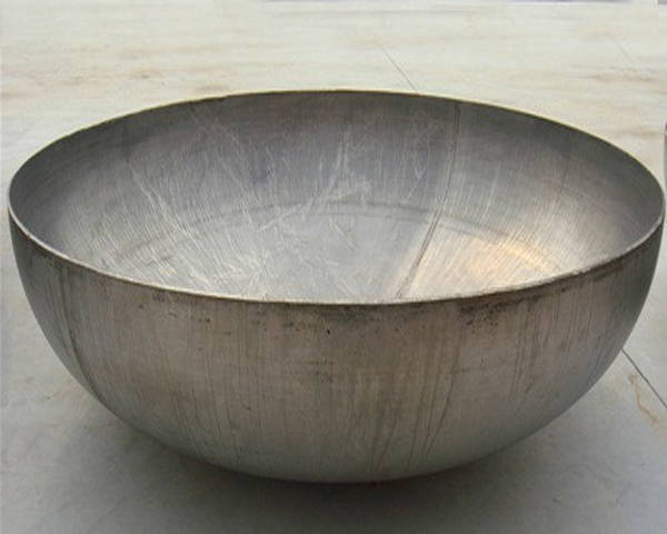 Manufacturer Stainless Steel Cap