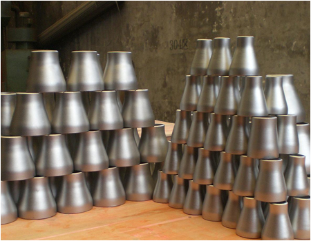 ASTM B16.9 4'' Sch 10 Seamless Pipe Fitting Stainless Steel Reducer