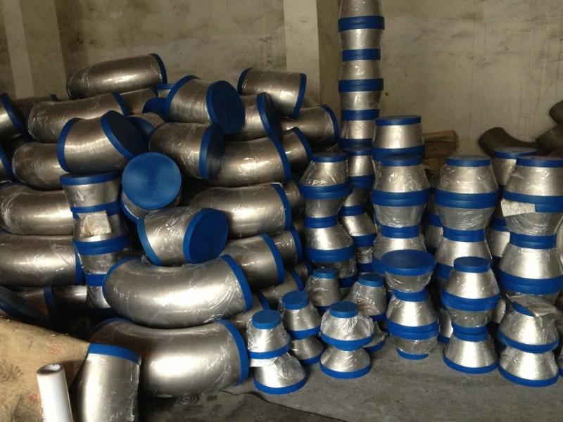 304 Welding Pipe Fittings Eccentric Stainless Steel Reducer