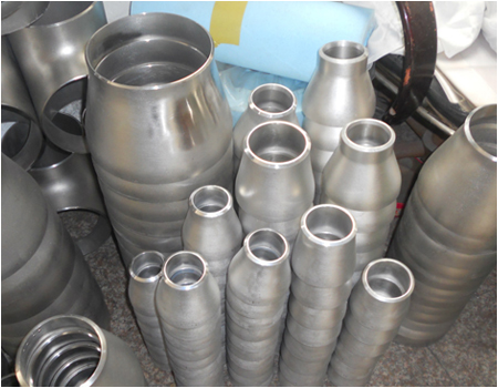 A403 Bw Seamless Ss321 Pipe Concentric Stainless Steel Reducer