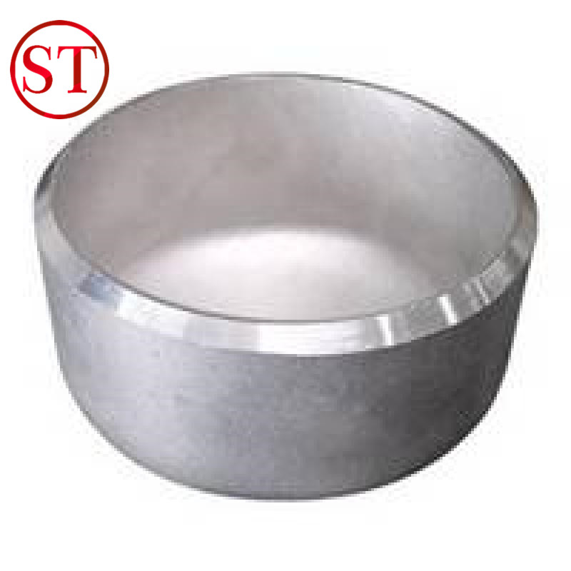 SS316 Stainless Steel Pipe Fitting Cap