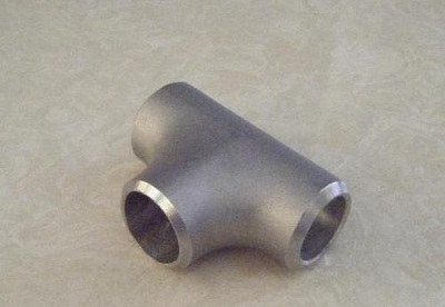 316L Stainless Steel Pipe Fitting Tee