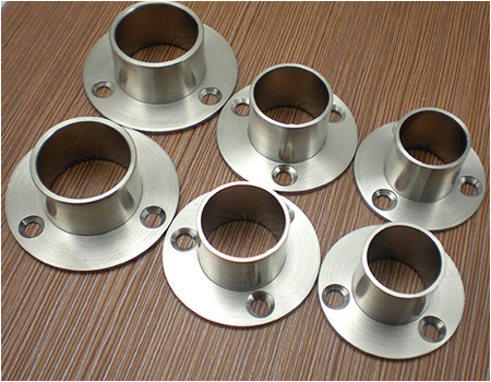 ANSI SS304 10 Inch Forged RF Stainless Steel Flange