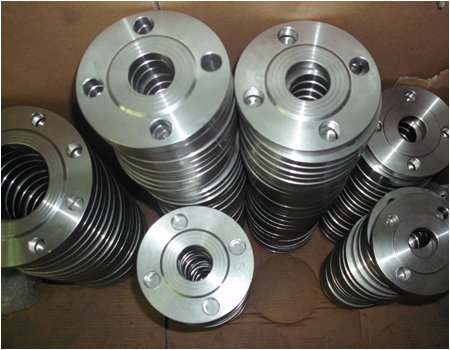 ANSI 2500 10inch Forged RF Stainless Steel Flange