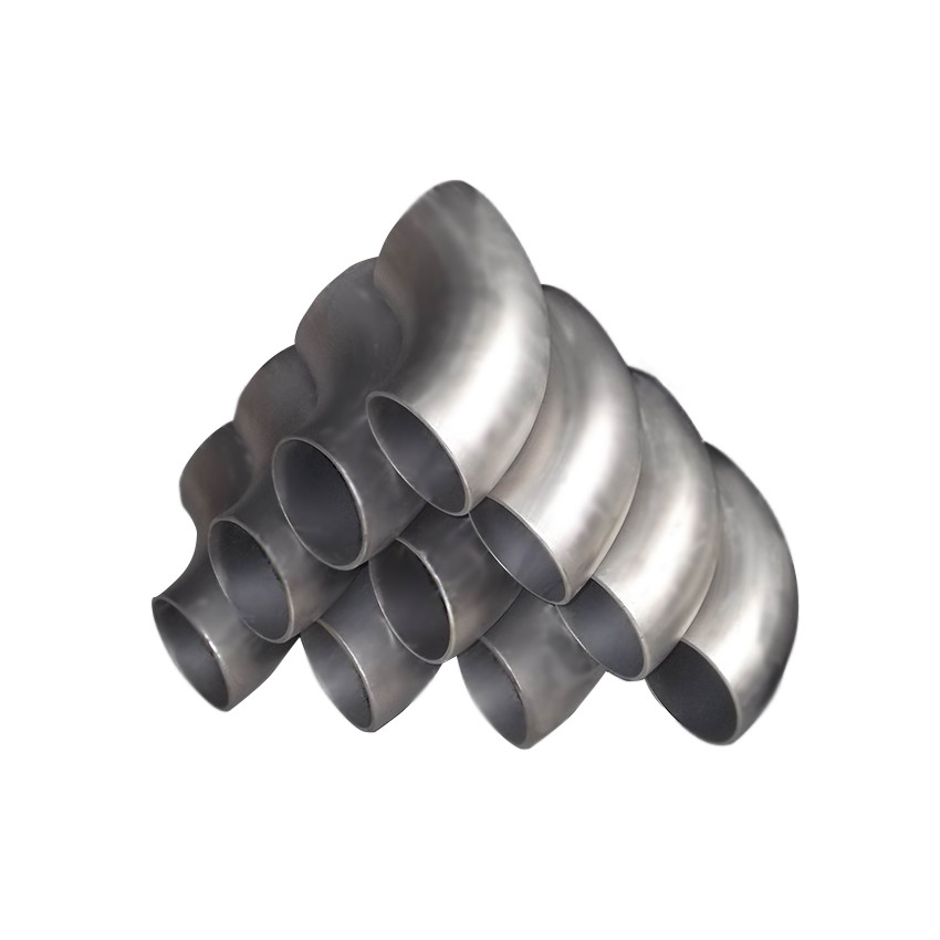 1/2 Butt Weld Schedule 10 304L Long Radius 90 Degree Stainless Steel Elbow