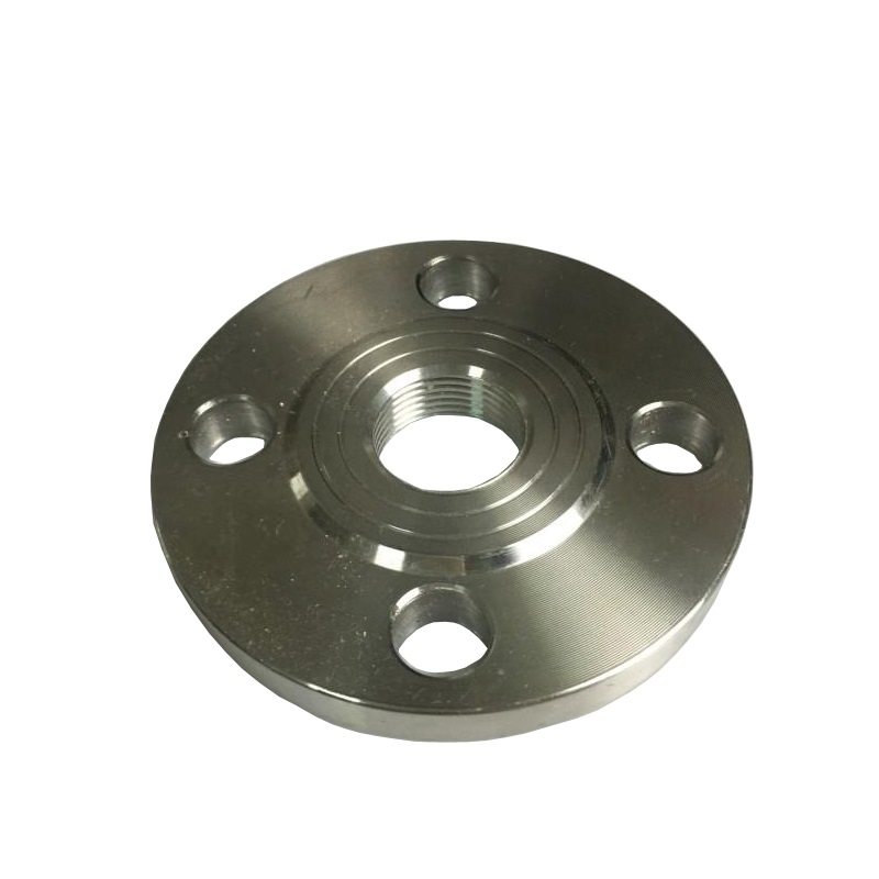 304 316 316L Stainless Steel Threaded Pipe Flange