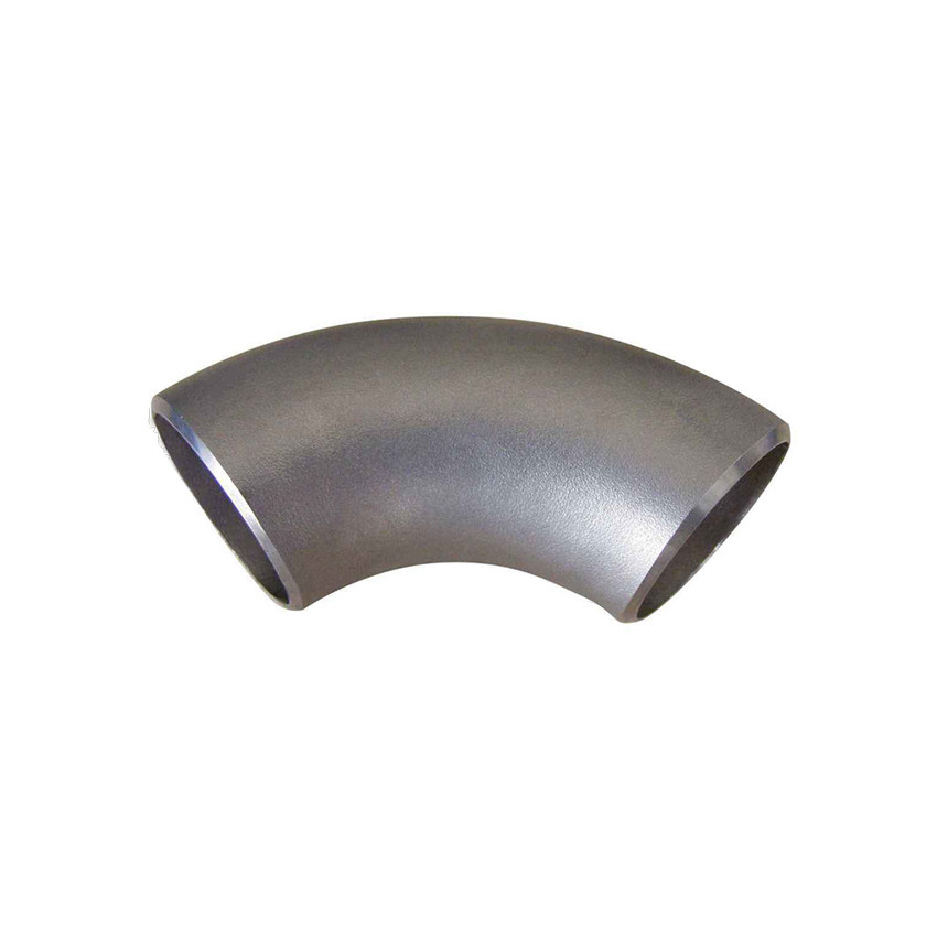 Seamless 45 degree Sr Butt Weld Pipe Fitting Stainless Steel Elbow